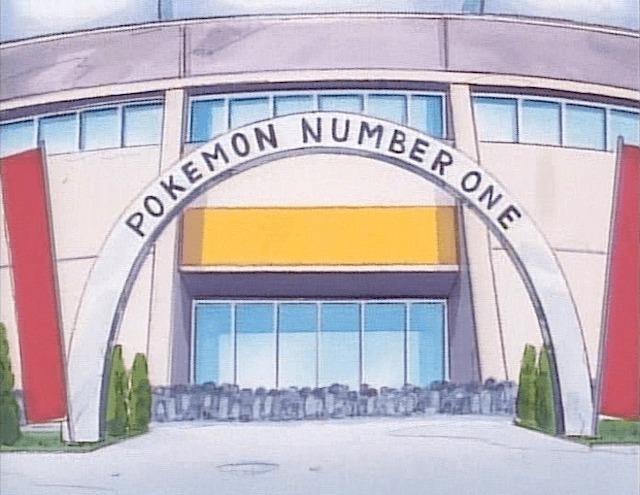 pokemon tournament hall convention center