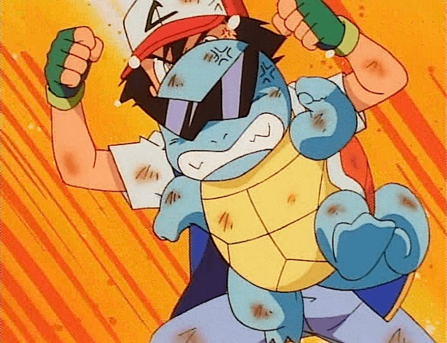 squirtle squad burned angry