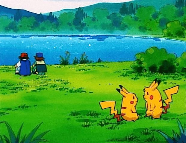 ash pikachu ritchie two
