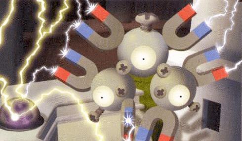 holon magneton artwork