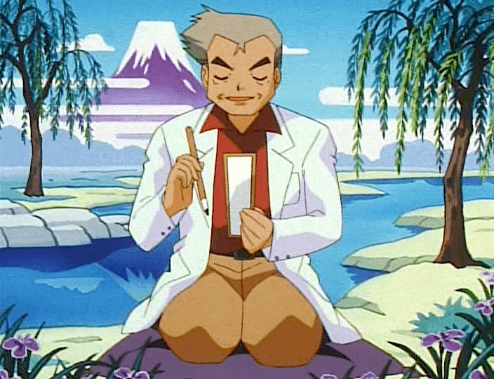 professor oak zen