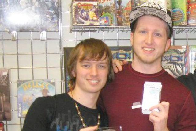 Ryan and Kyle