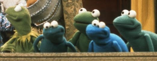 kermit muppet frogs toads