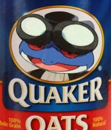 quaker oats seismitoad 2