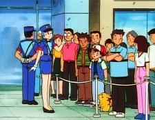 officer jenny line wait