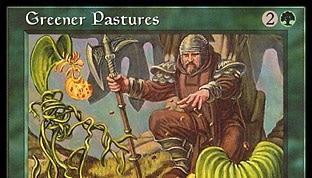 greener pastures mtg 16-9 2