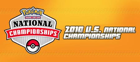 US Pokemon TCG National Championships 2010