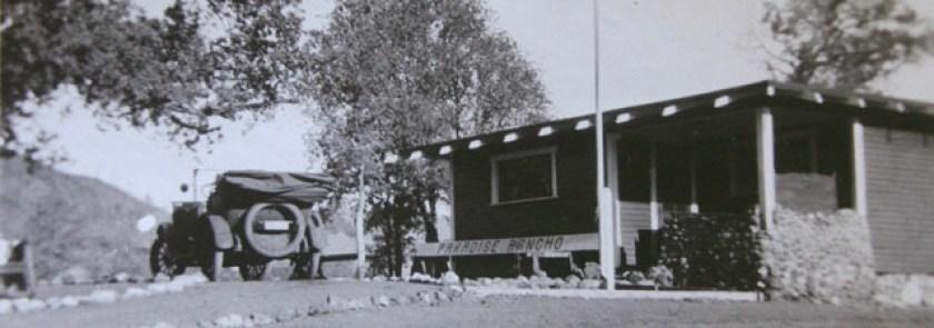 Halvorsen's Ford at Paradise Rancho