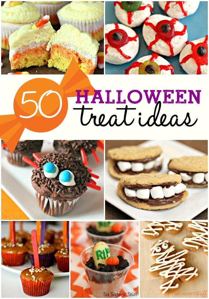 Halloween Treat Ideas For Coworkers : halloween, treat, ideas, coworkers, Halloween, Treat, Ideas