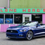 First Drive 2015 Ford Mustang Convertible 2 3l Ecoboost Six Speed Blog