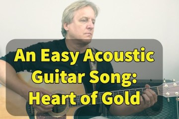 Heart of Gold | Easy Acoustic Guitar Songs