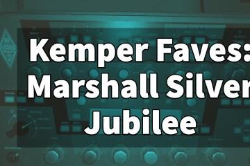 Kemper Profiles: Marshall Silver Jubilee (Mars Silver 1 7)