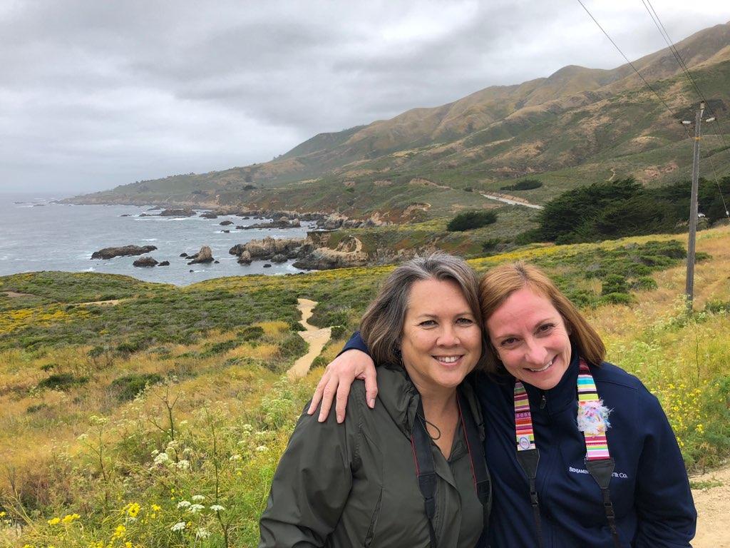 Carolyn (L) & Debra (R)