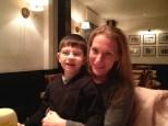 Logan and Aunt Andi