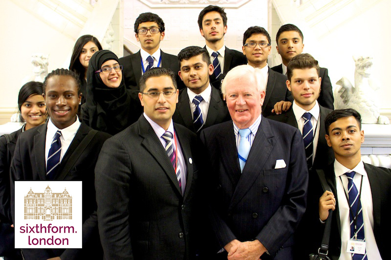 Sir Win Bischoff Delivers Lecture At The NCS (In Video)