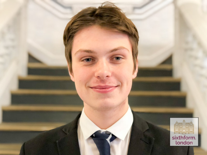 NCS student Joe Lucas wins 1st place in Oxford University's Edga