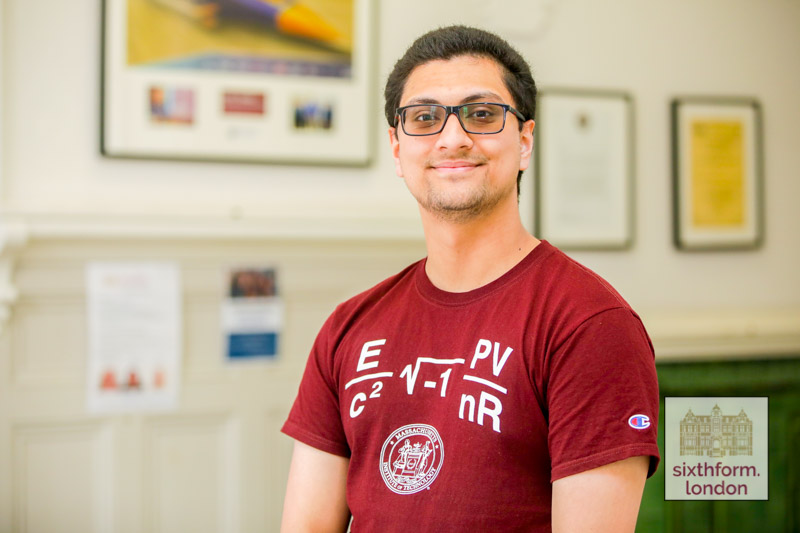 Isuf Mohammed - The Second Newham Collegiate Sixth Form Centre (The NCS) Student To Earn A Place At An Ivy League University