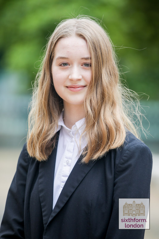 Ivy League Offer Student Catherine Lowe From Newham Collegiate Sixth Form Centre (The NCS)