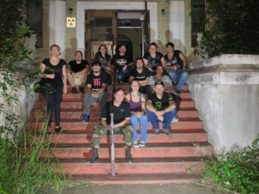 Yorktown Hospital - Group Photo, May 2012