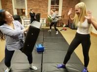 Sixth Sense Self Defence workshop