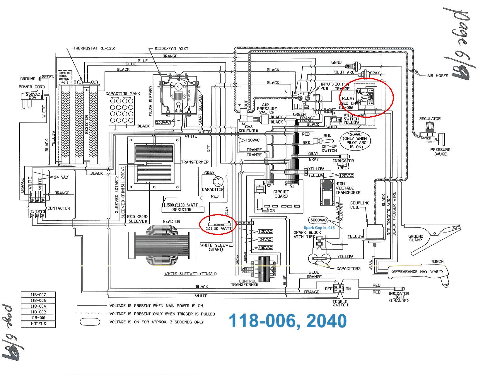 cut 50 plasma cutter wiring diagram