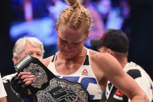 UFC Champion Holly Holm
