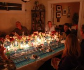 how to host a dinner party at home