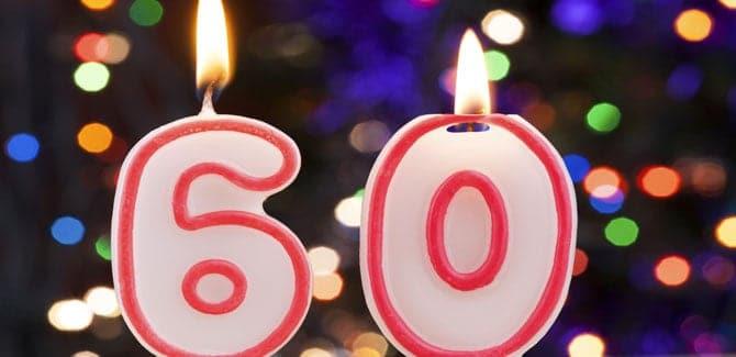 60th birthday ideas for
