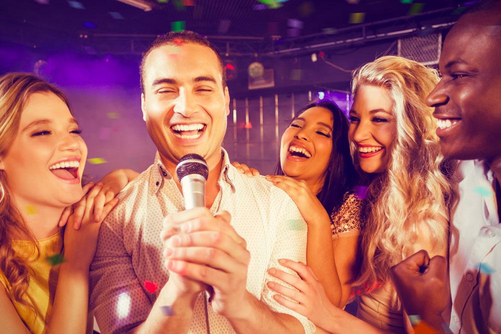 Karaoke Saturday's - Sixty Cafe & Bar - Atlantic City, NJ