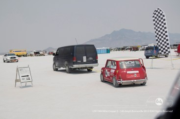 Break the record—straight to impound. Photo by Mike Wilson ©2012. All Rights Reserved.
