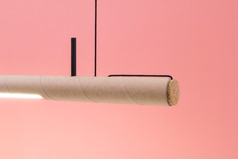 Waarmakers make cardboard tubing beautiful