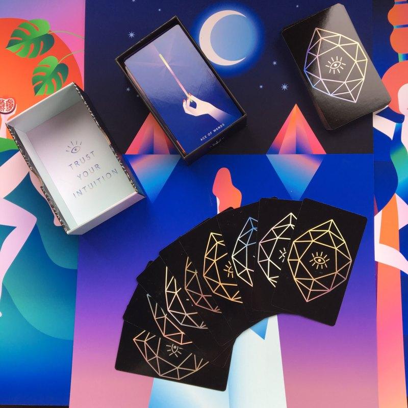 Mystic Mondays is a Modern Take on Tarot Cards
