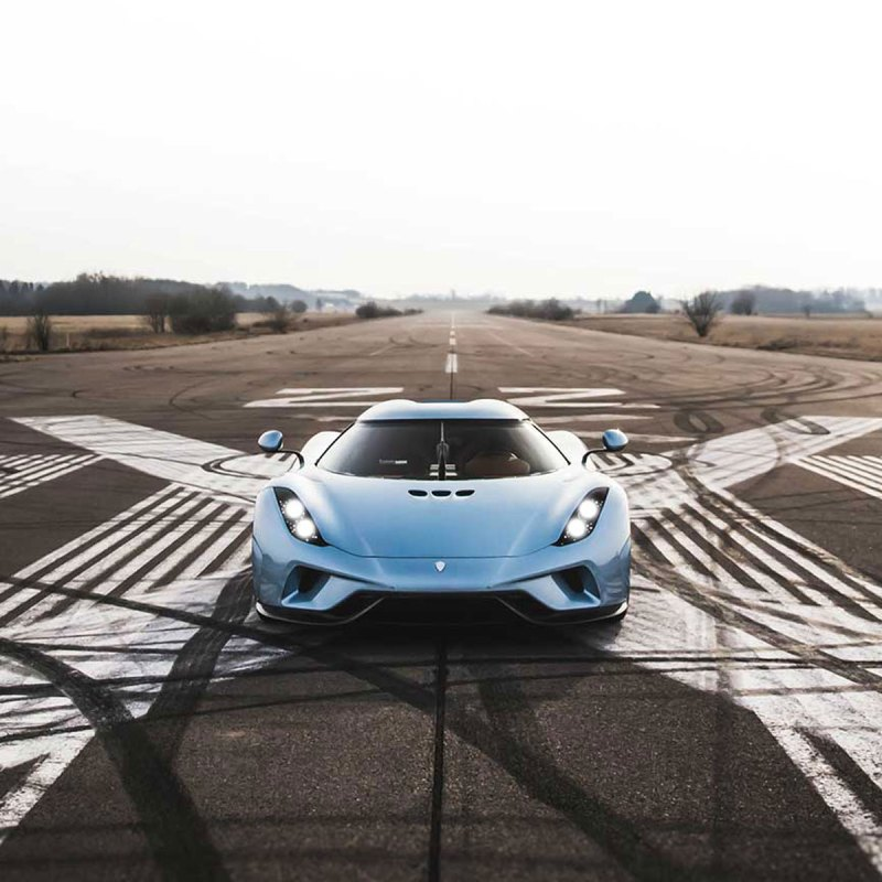 Christian Von Koenigsegg Keeps Chasing His Dreams