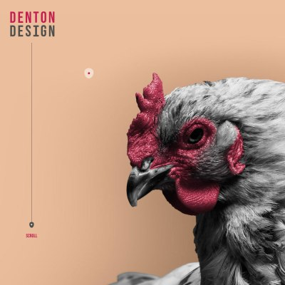 Screenshot: Denton Design