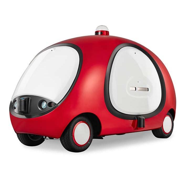 Industrial Designer Yasuhide Yokoi Is Powering the Future of Driverless Electric Vehicles