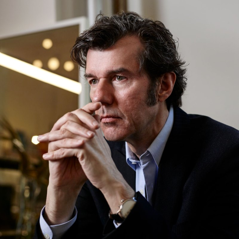 Beyond Stunts with Stefan Sagmeister