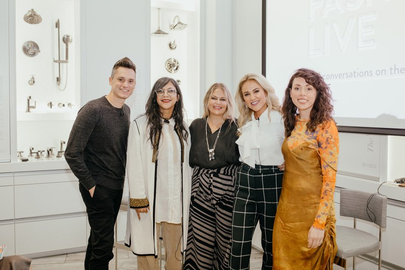 Fashion Live: Photos from an Expert Panel on the State of Style