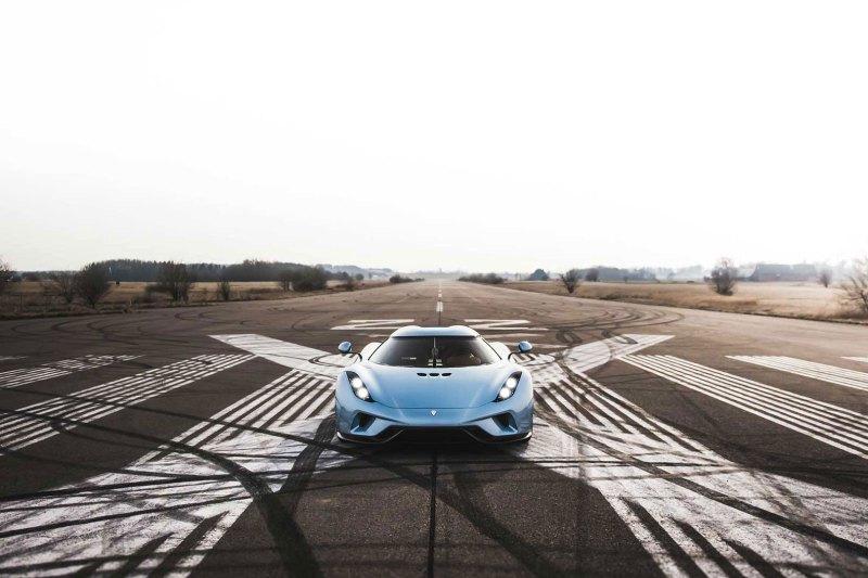 Christian Von Koenigsegg Keeps Chasing His Dreams
