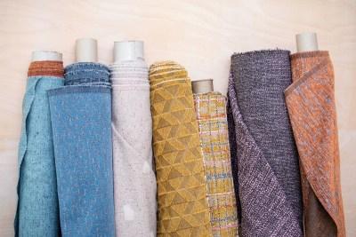 sixtysix mag hbf textiles fabric spools