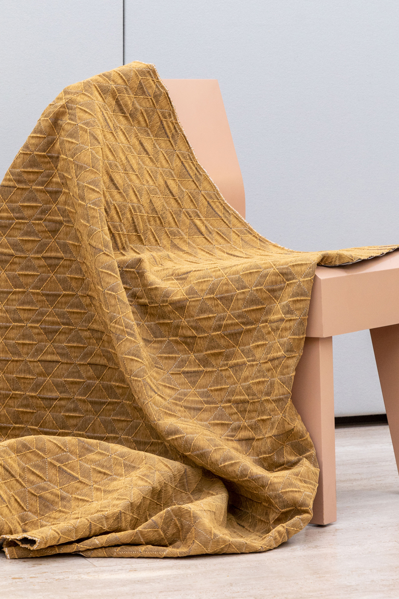 sixtysix mag hbf textiles lost and found quilted comfort chair