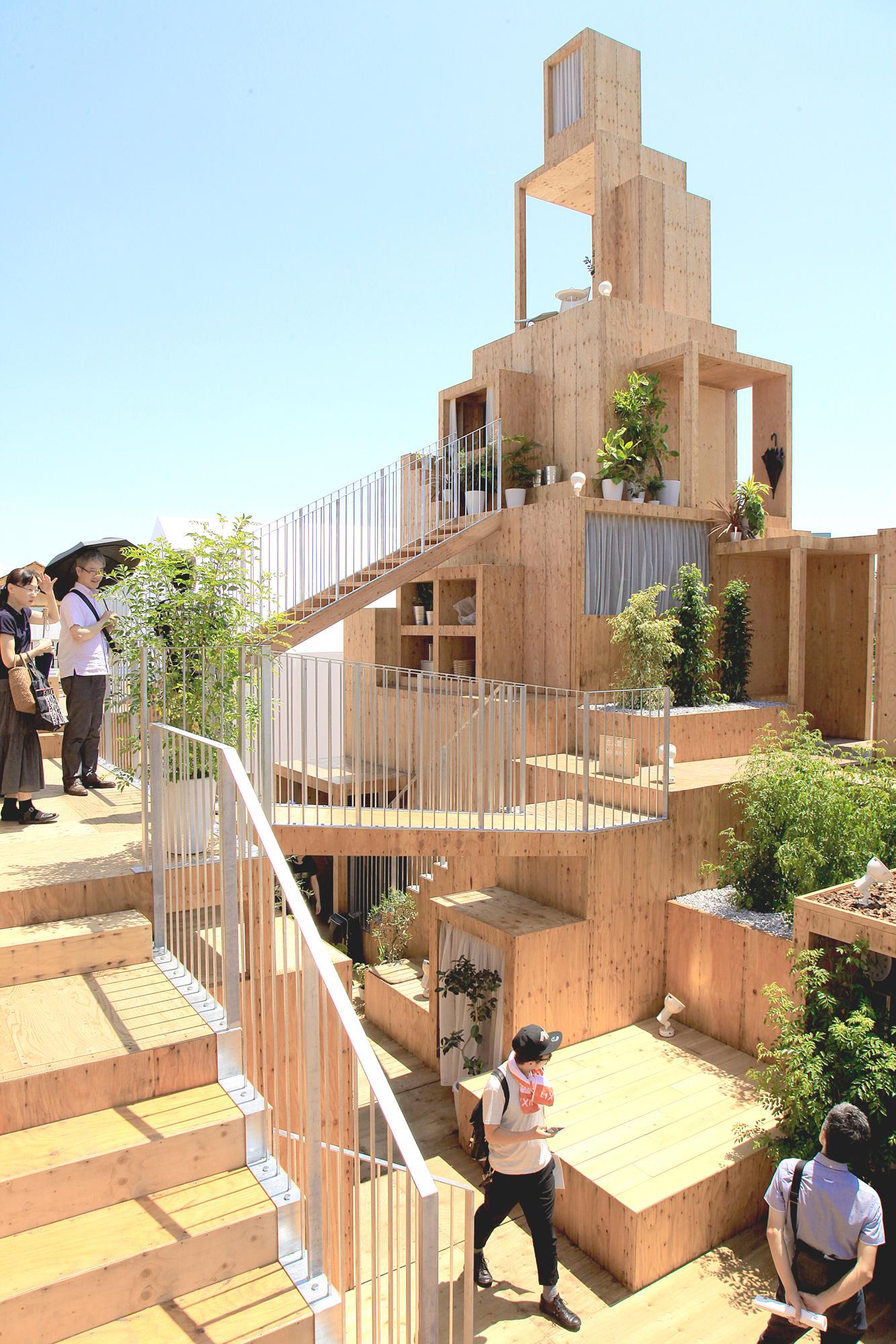 sixtysix mag sou fujimoto tokyo house vision