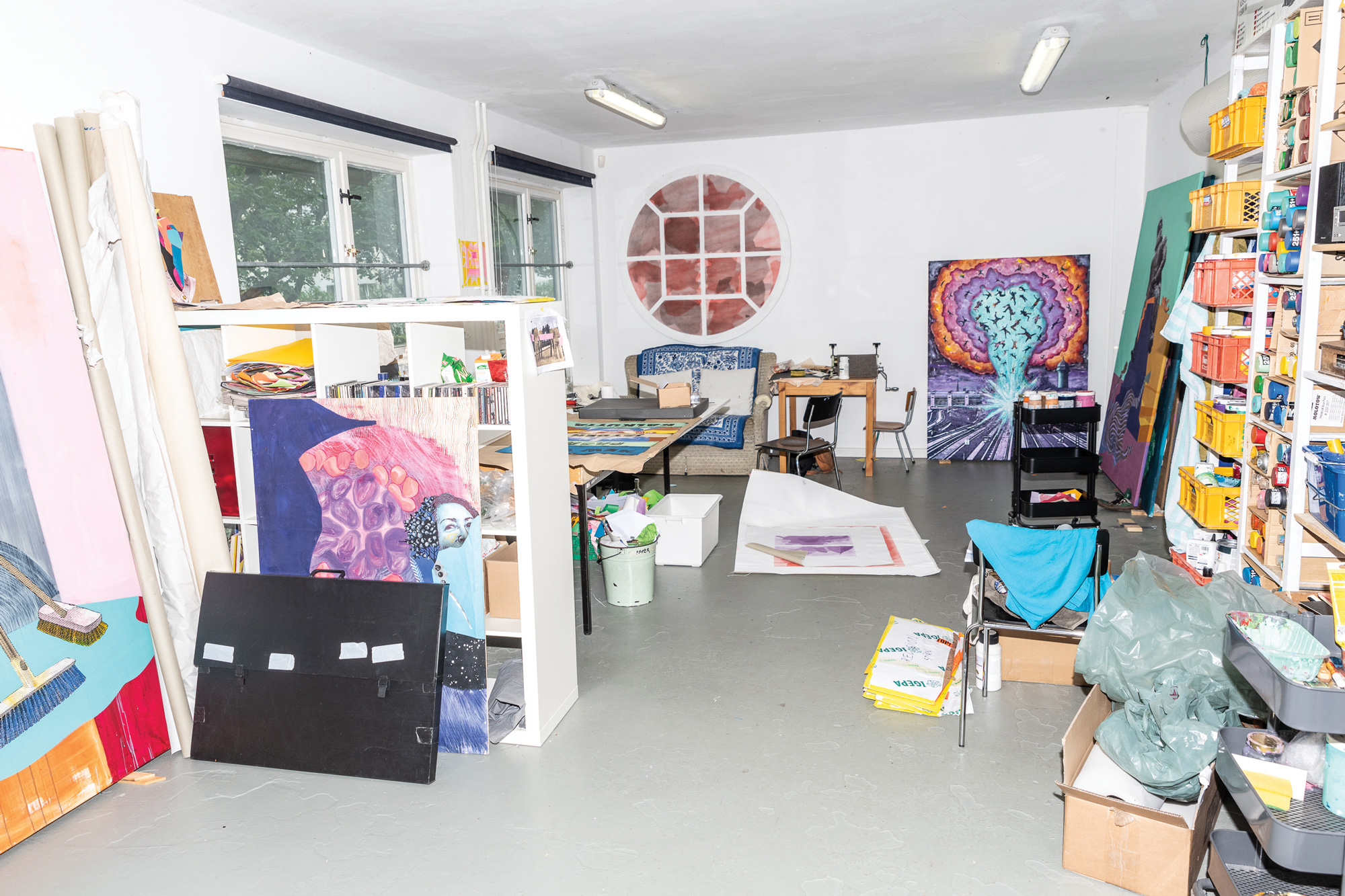 sixtysix mag various gould studio