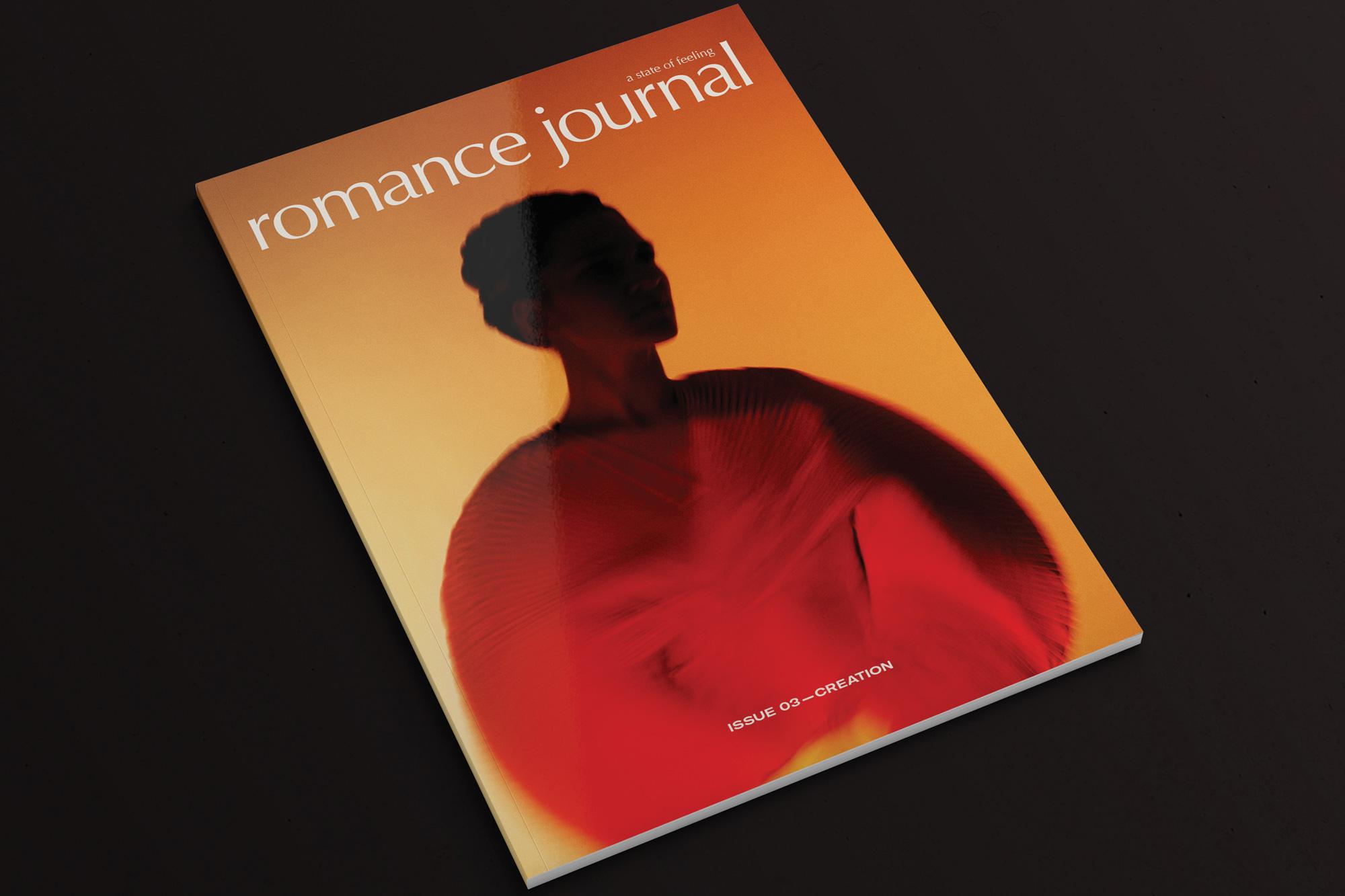 sixtysix romance journal cover