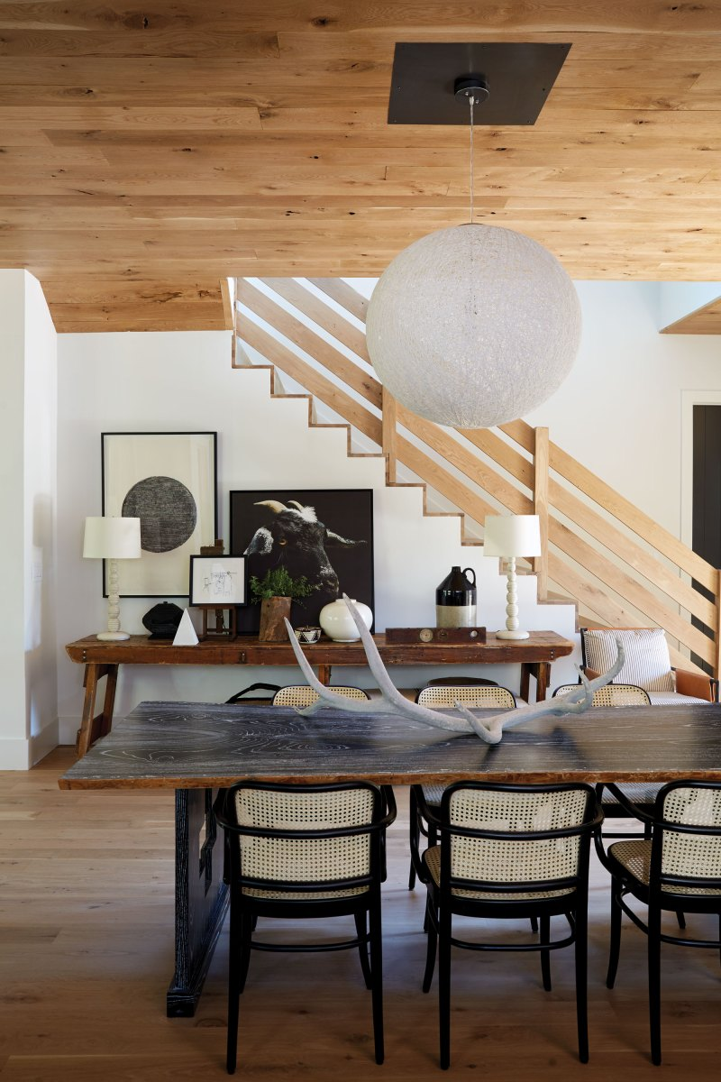 Inside the Interior Design Choices at Naturally House