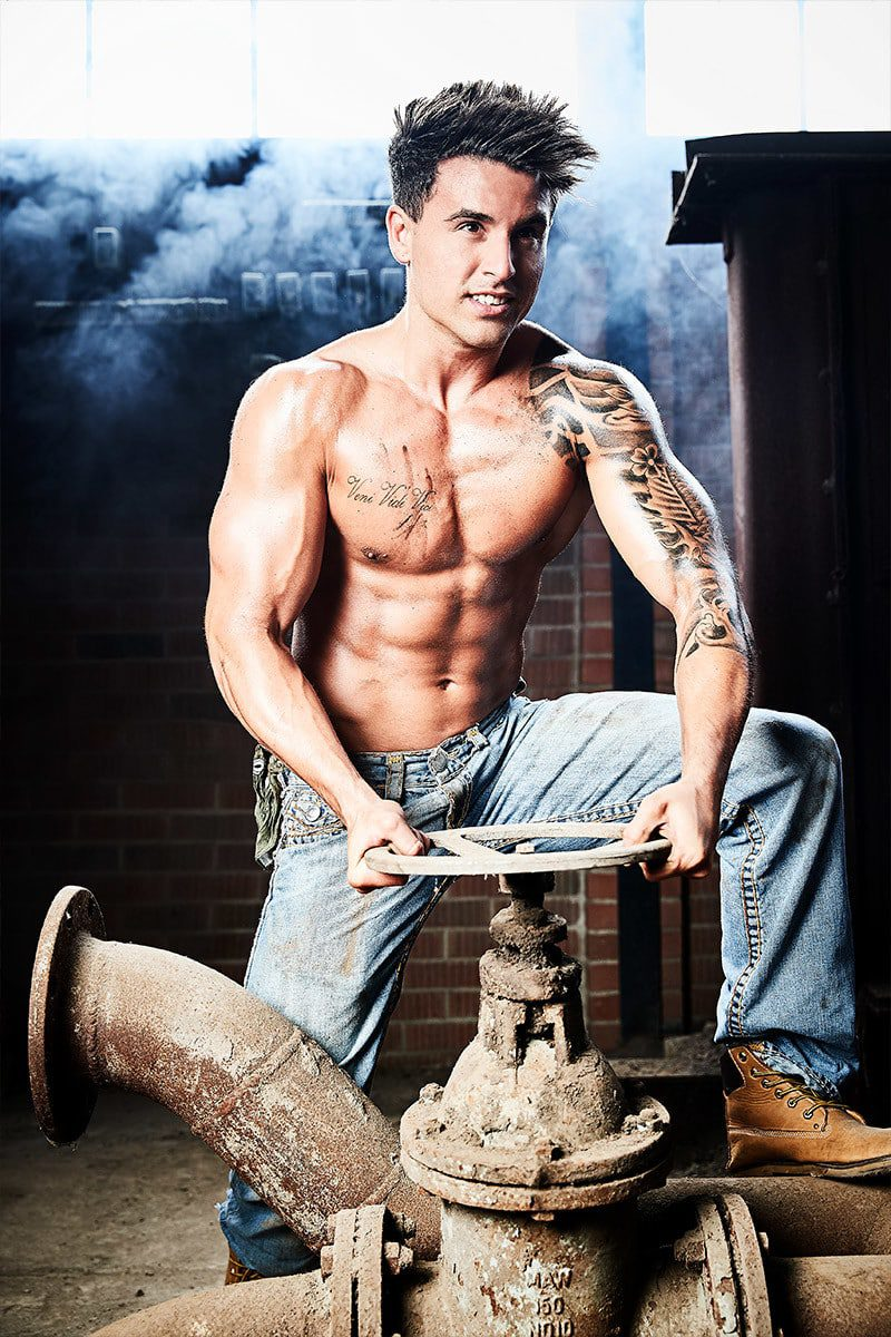 RUBEN RODRIGUEZ ⋆ Experience the SIXX PAXX Star in your city!