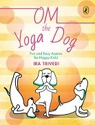 OM the yoga dog Spread final