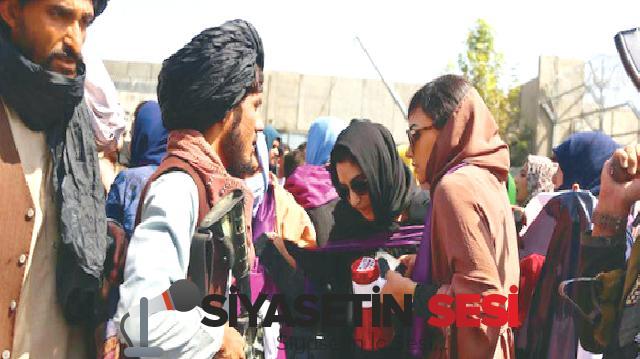 Afgan bayanlardan taliban'a davet: haklarımızı açıklayın