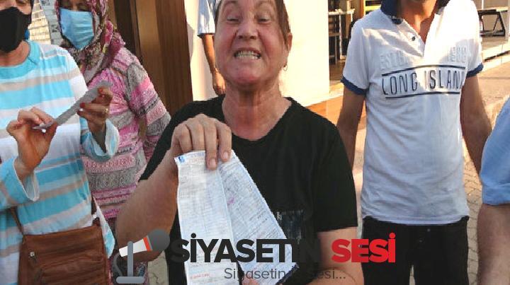 Antalyalıların su faturası isyanı: güya manavgat yangınını biz söndürdük