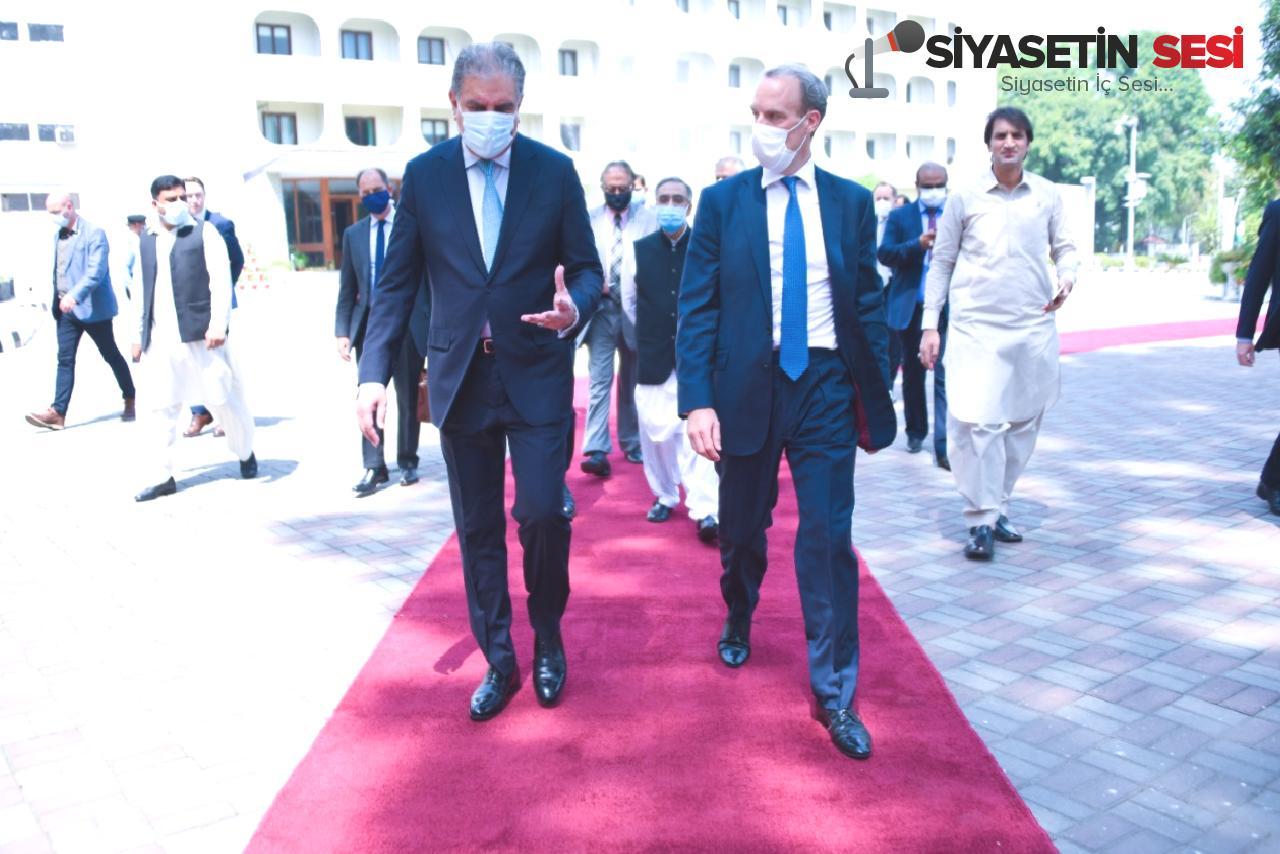 Pakistan ve i̇ngiltere, afganistan'ı görüştü
