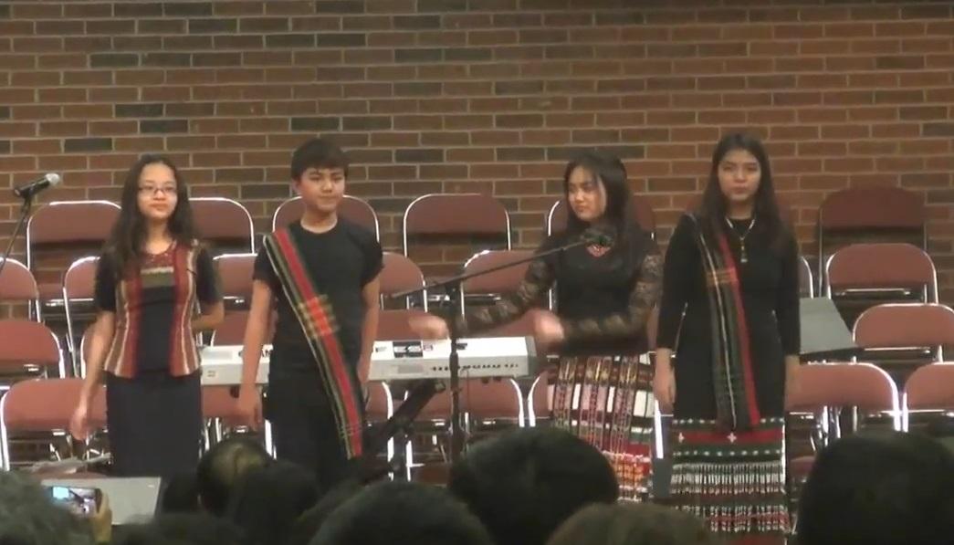 Language Music Celebration